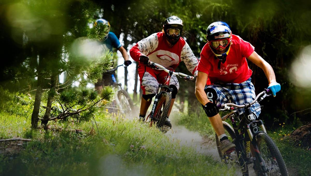 downhill e freeride