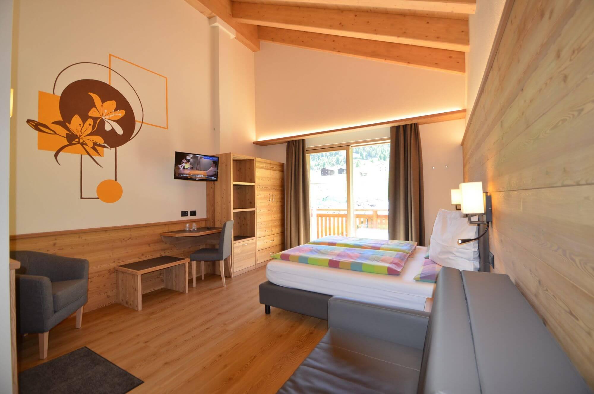 Camera Superior: Hotel Le Alpi