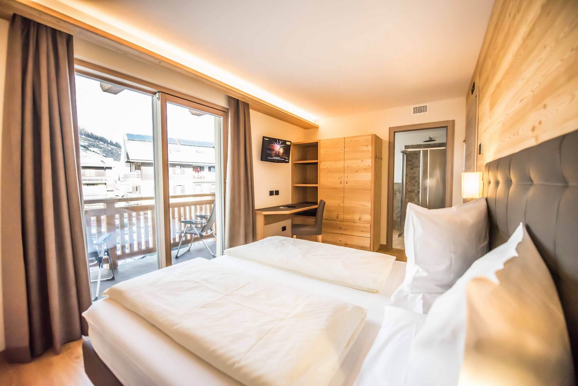 Camera Classic: Hotel Le Alpi