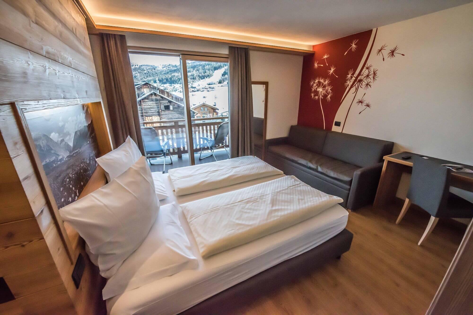 Camera Comfort: Hotel Le Alpi