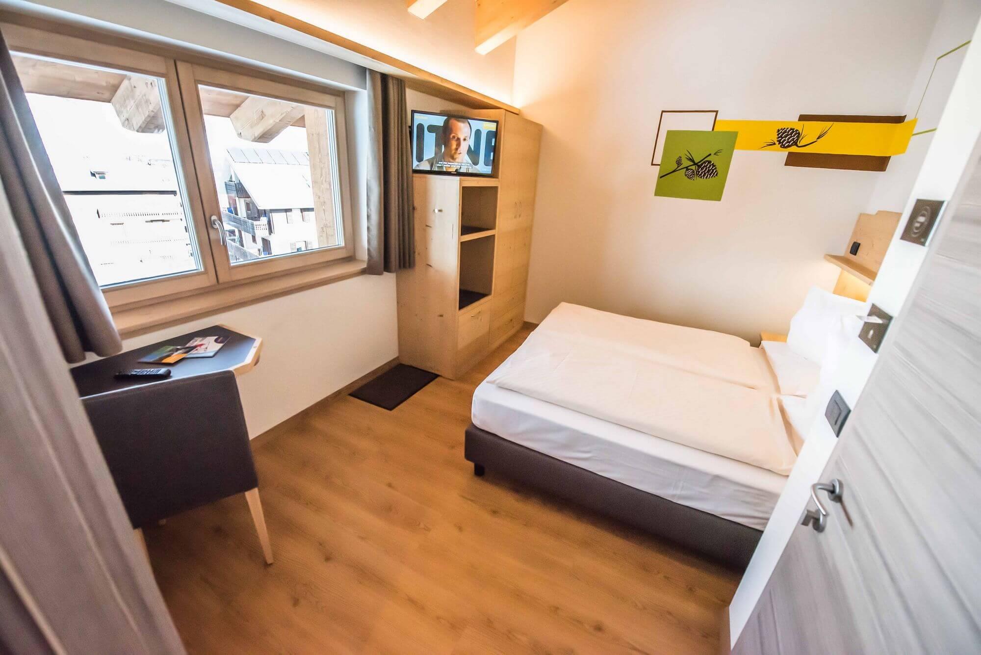 Camera Economy: Hotel Le Alpi