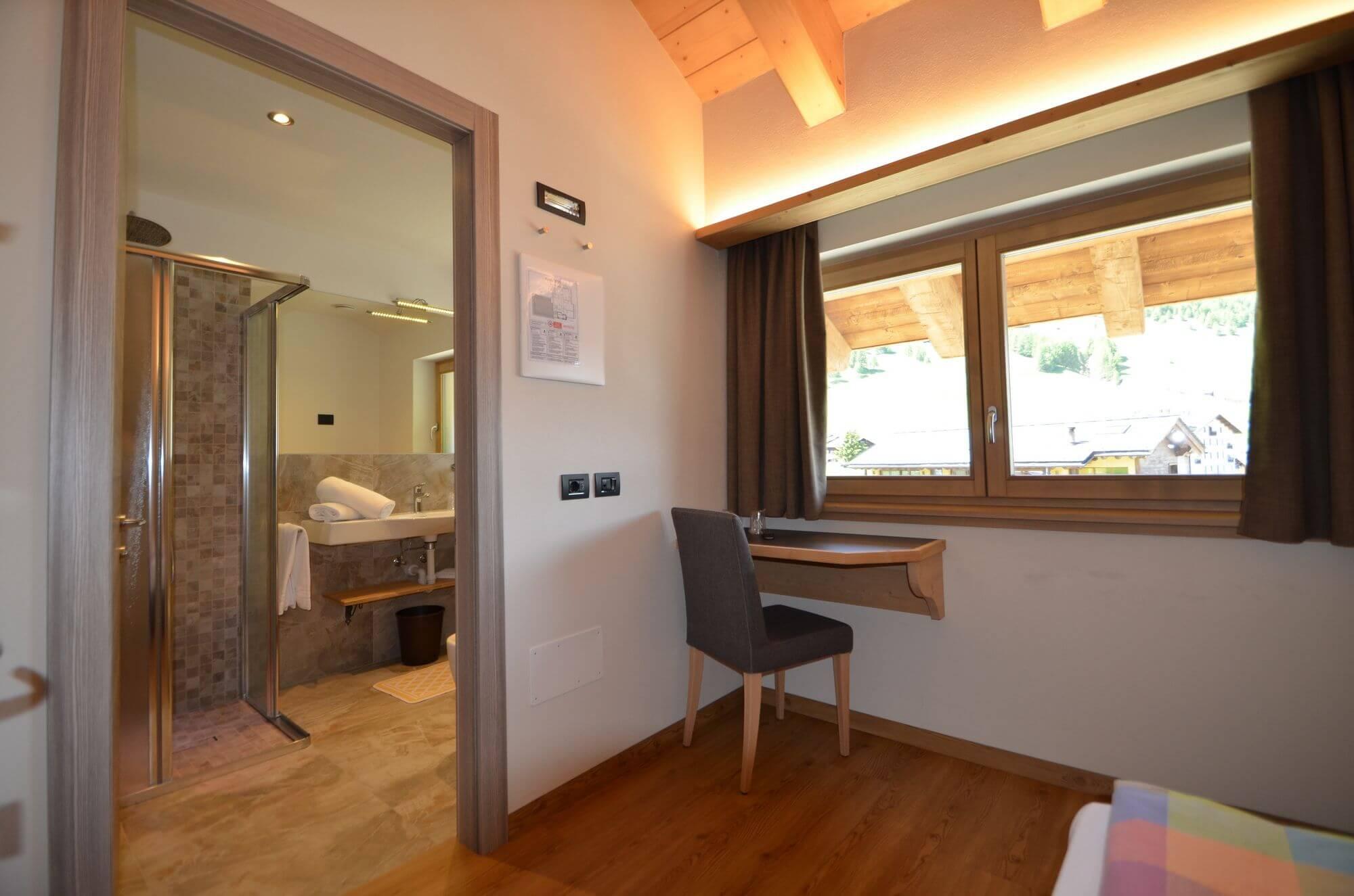 Un angolo di relax: Hotel Le Alpi a Livigno
