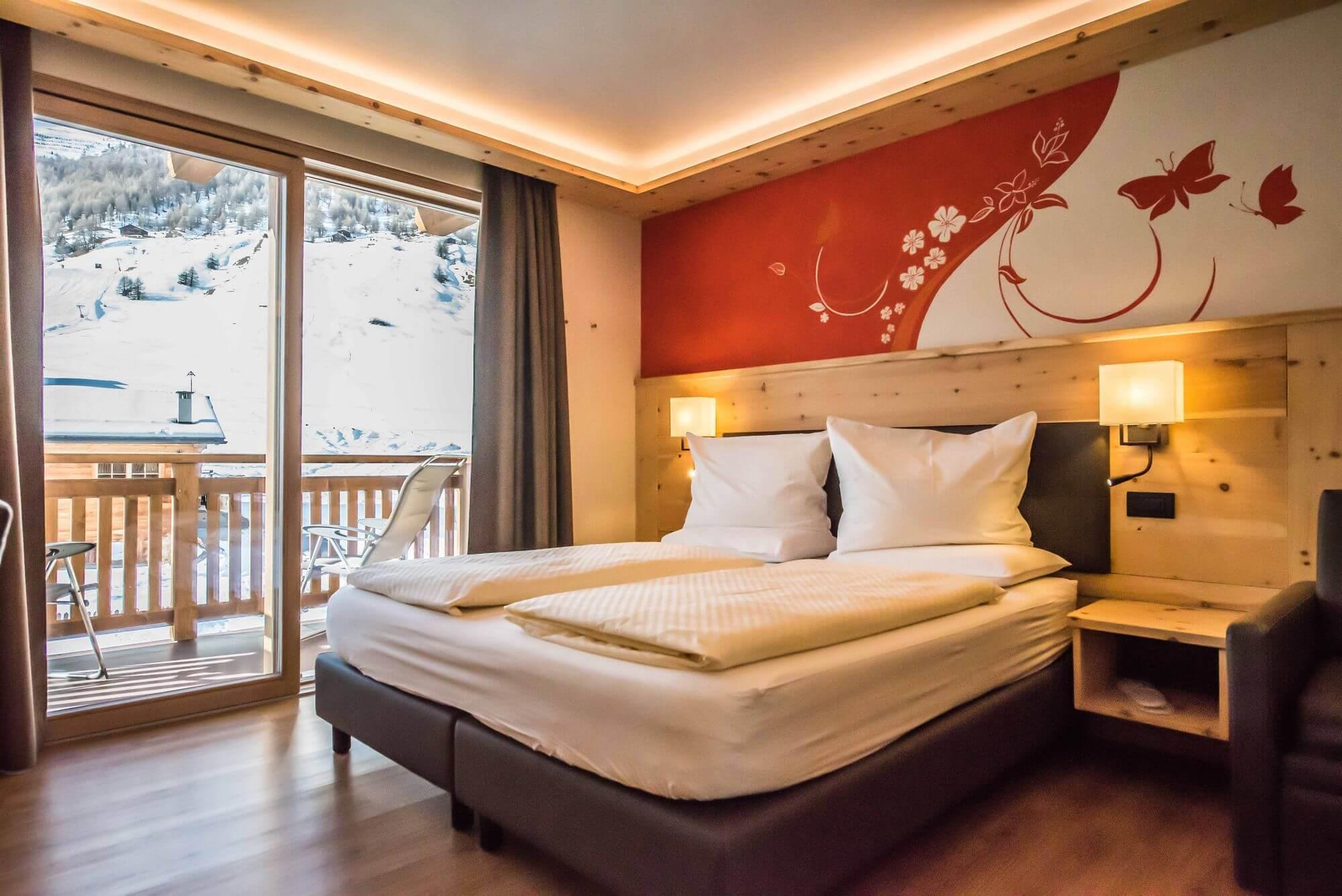 Dettagli della Camera Superior: Hotel Le Alpi