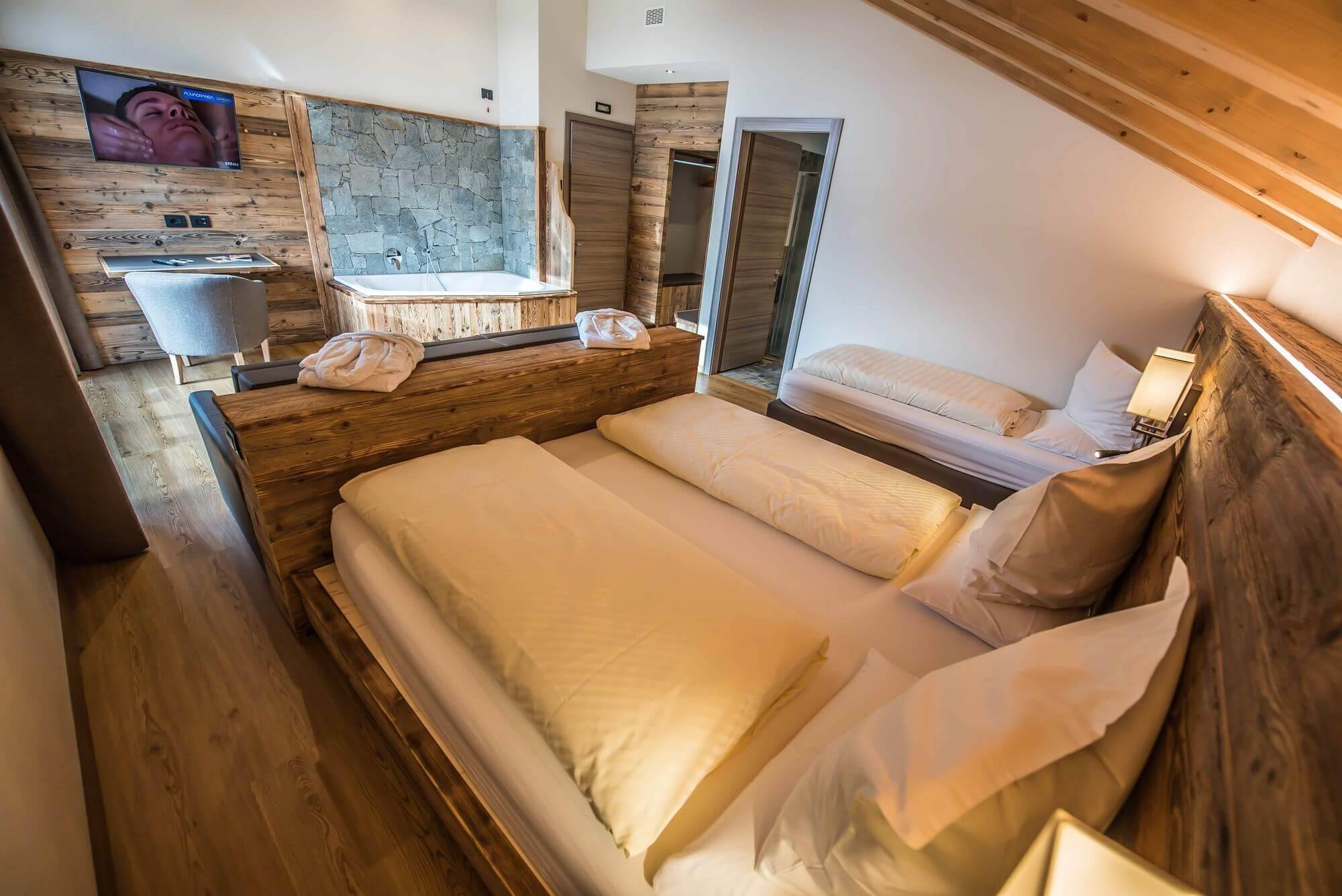 Suite per le tue vacanze relax: Hotel Le Alpi a Livigno