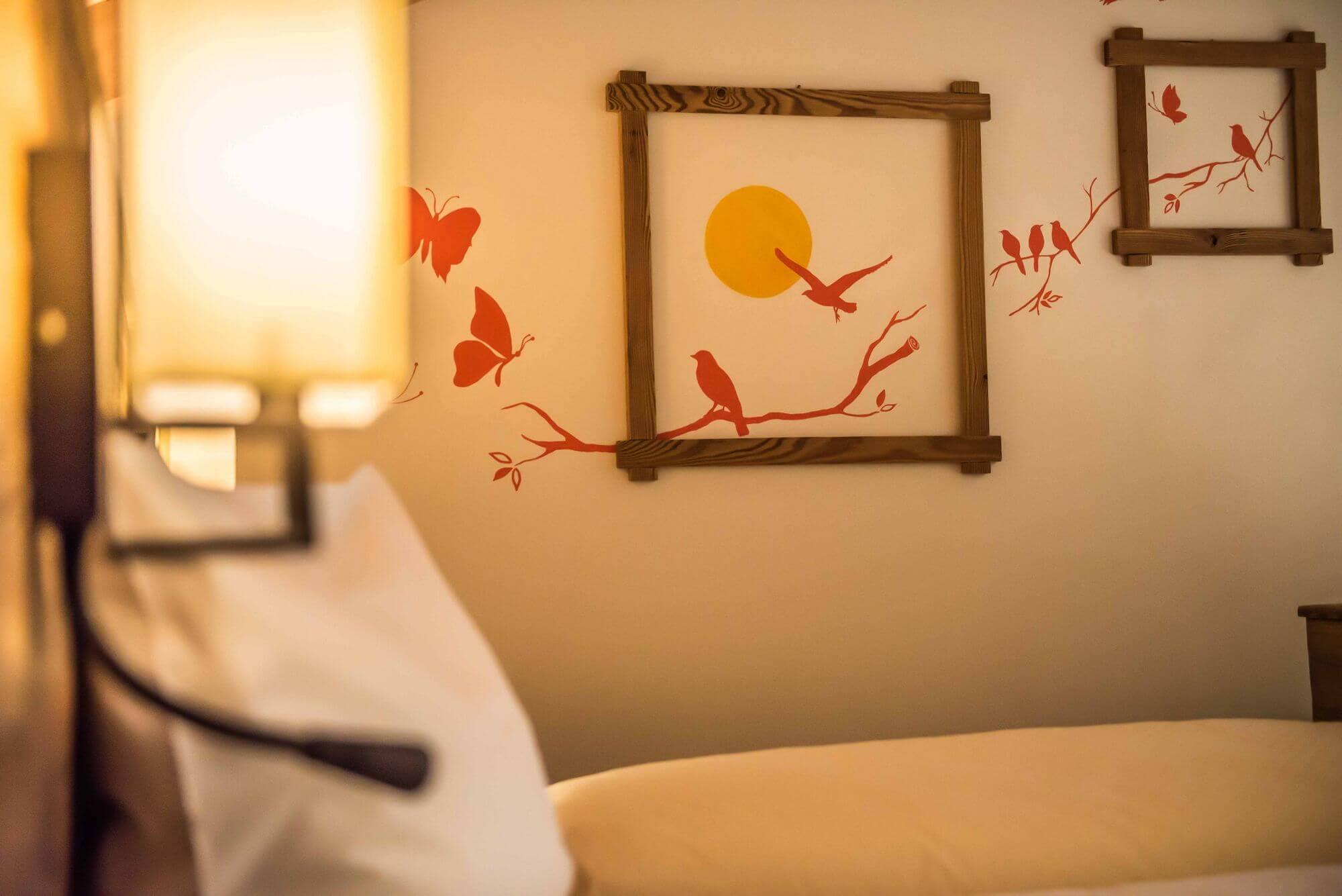 Quadri decorativi: Hotel Le Alpi a Livigno