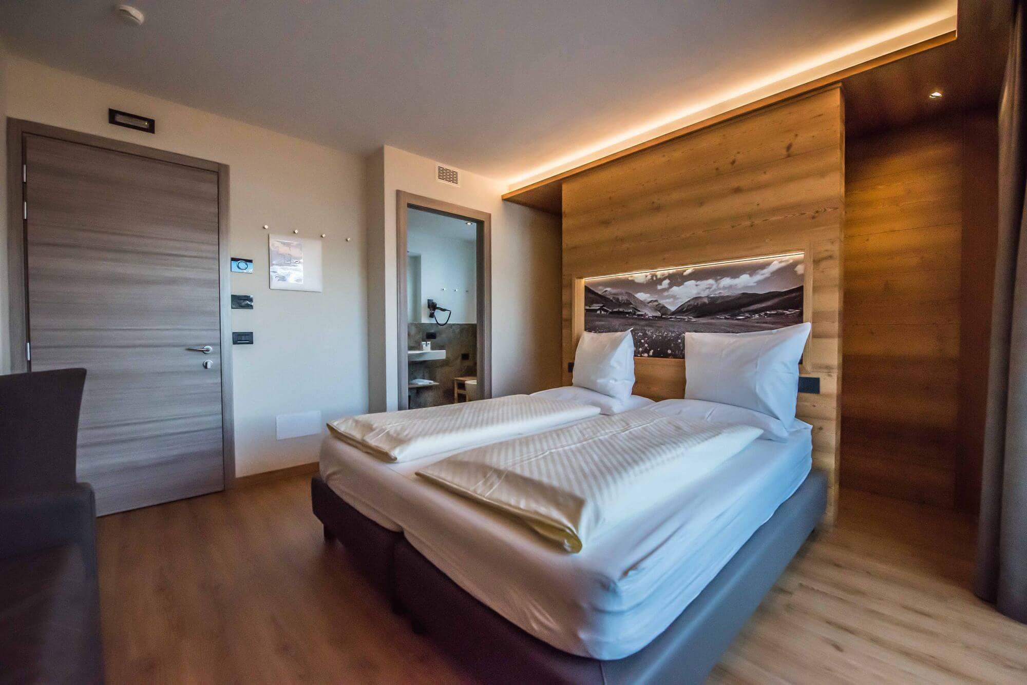 Ingresso della Camera Comfort: Hotel Le Alpi