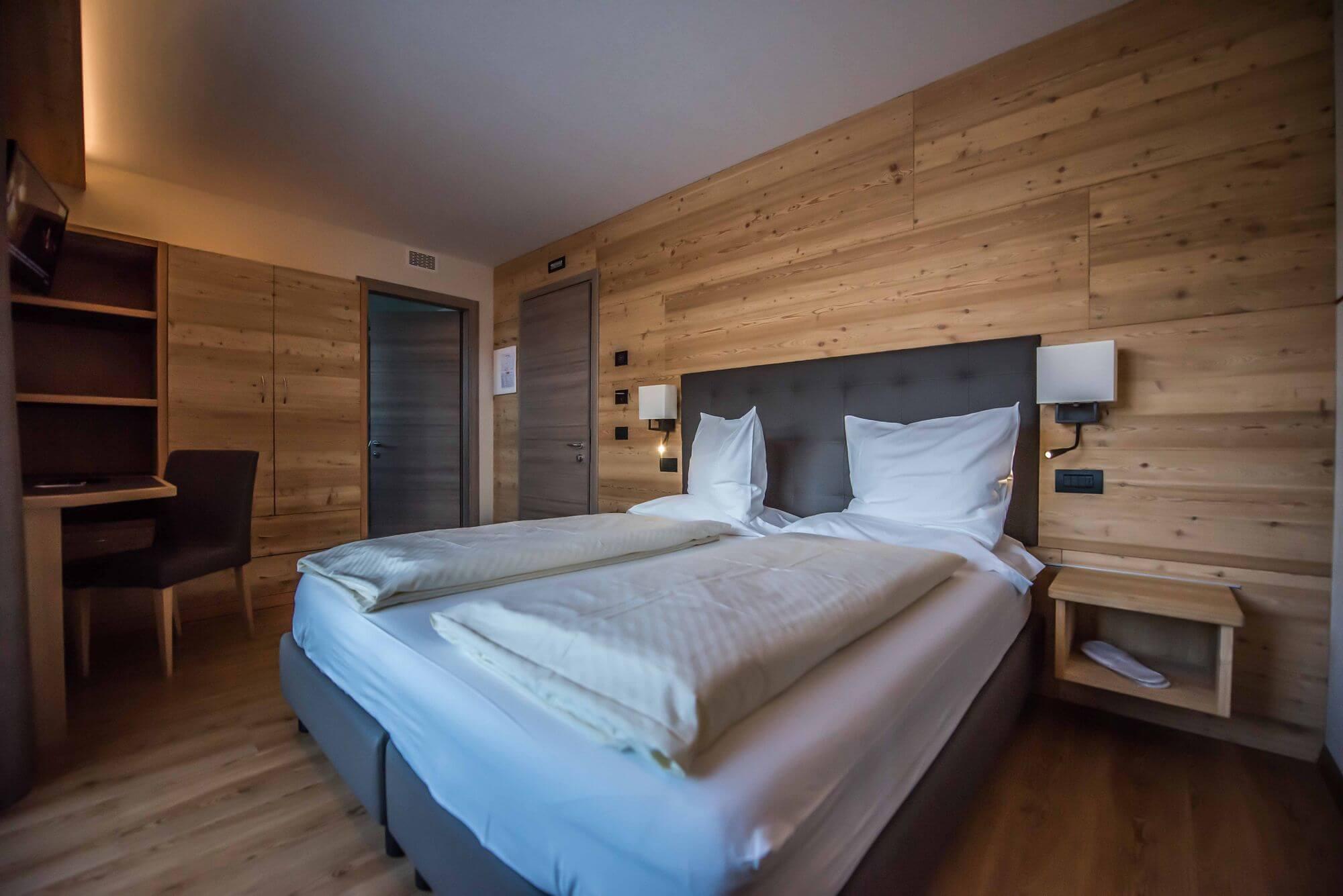 Camera in stile alpino: Hotel a Livigno