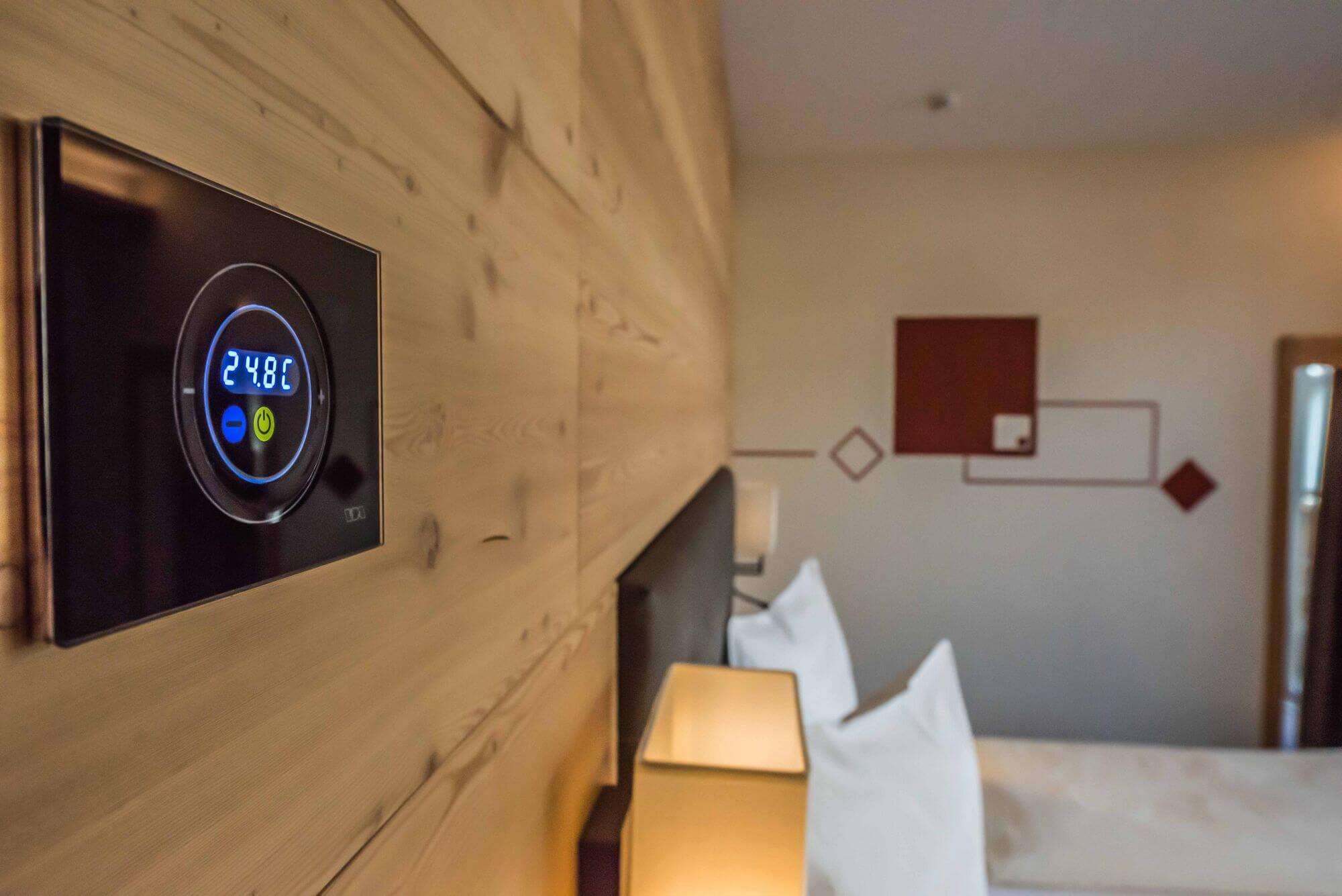 Dettaglio Camera Classic: Hotel Le Alpi a Livigno