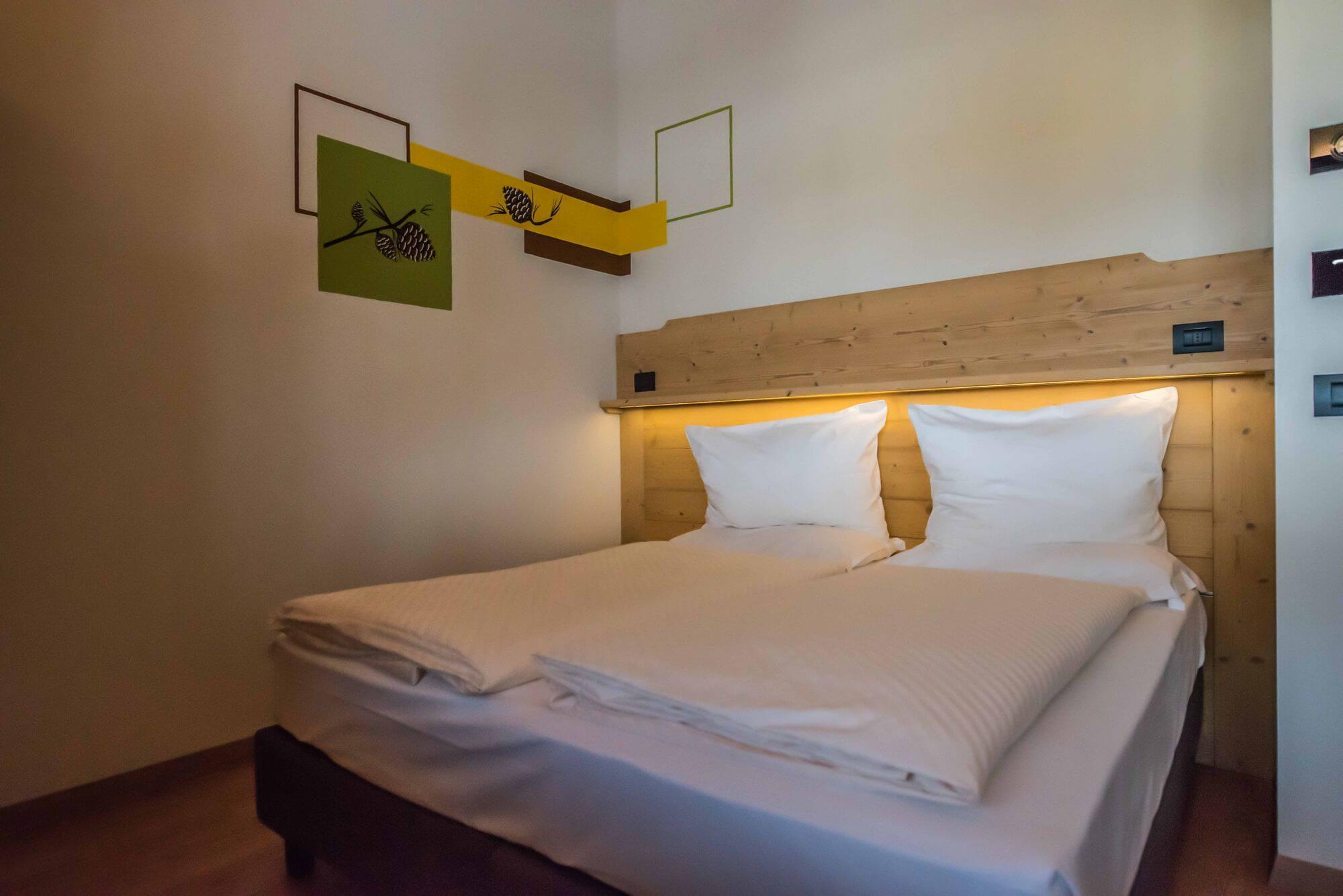Arredamento alpino: Hotel Le Alpi a Livigno