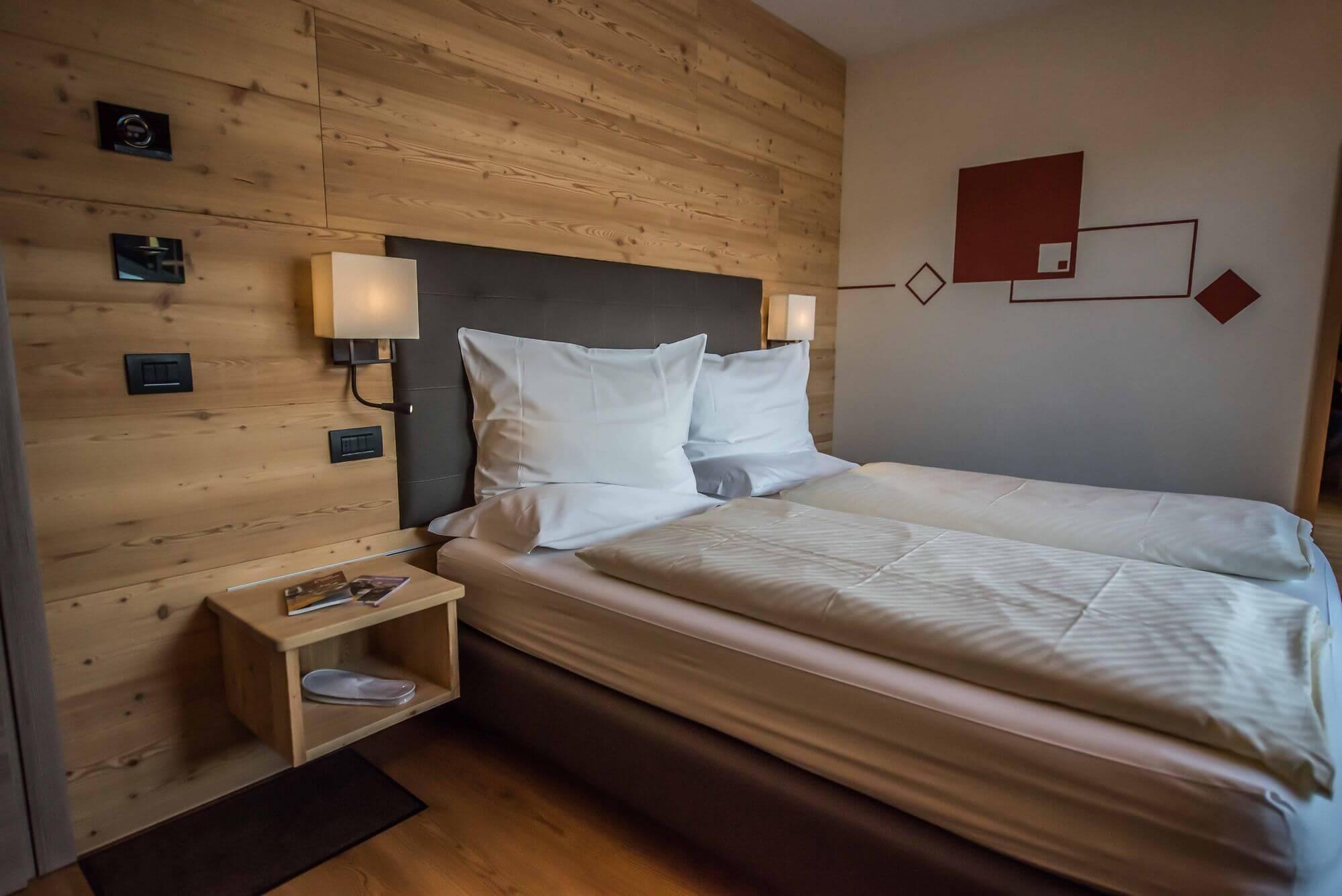 Camera Classic: Hotel Le Alpi a Livigno