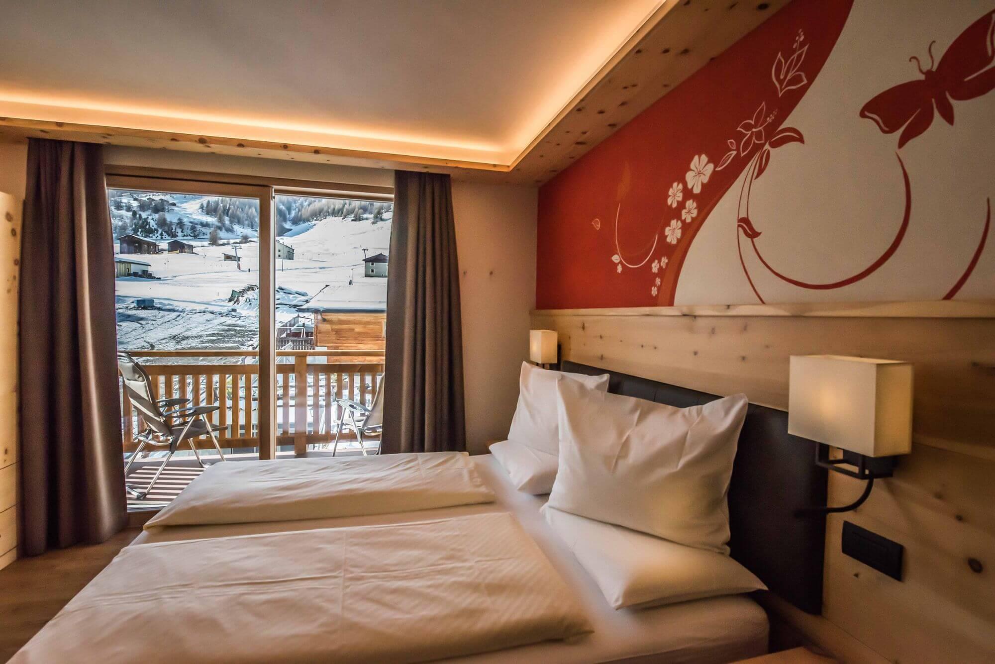 Ambiente caldo e accogliente: Hotel Le Alpi a Livigno