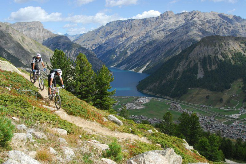 Vacanza estate alpi Livigno
