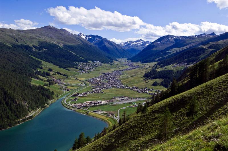 Spendida vacanza in estate alpi a Livigno