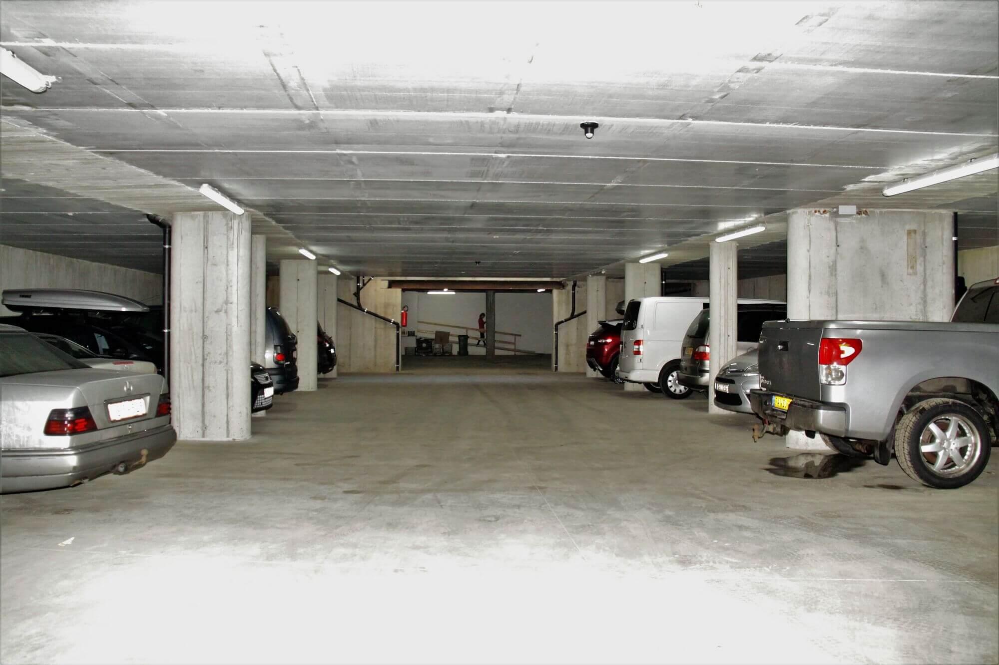 garage coperto